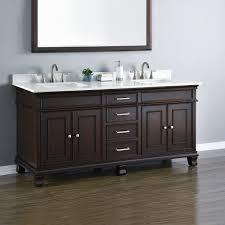 Double Basin Vanity Camden 72
