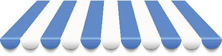 Blue Awning Awning Clip Art Vector Images U0026 Illustrations Istock