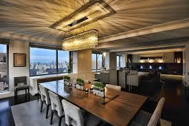 arc floor l dining room ochre lighting dining room scandinavian with suspension franges