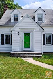 Curb Appeal Diy - how to paint a door for great curb appeal