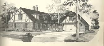 English Tudor Style by 100 Tudor Style Home Plans Tudor Revival Style House Plans