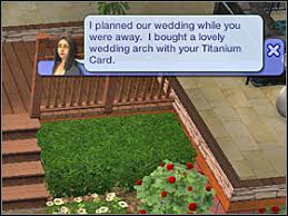 wedding arches on sims 3 chapter 1 scenario 2 the sims stories guide