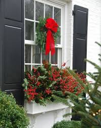 lighted christmas wreaths for windows 9 easy ways to dress up your windows this christmas regarding