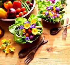 Edible Flowers Edible Flowers Add Beauty And Taste To Meals Extension Daily