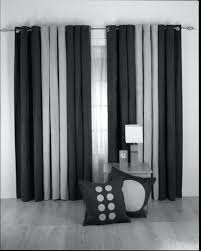 black bedroom curtains curtain black and white curtains walmart black and white bedroom