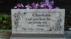 outdoor memorial plaques garden plaques personalized home outdoor decoration