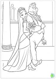 princess frog coloring pages queen maldonia princess