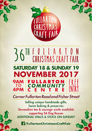 fullarton christmas craft fair sa markets u0026 more
