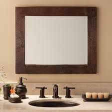 bathroom cabinets framed bathroom vanity mirrors vintage style