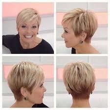 Kurzhaarfrisuren Damen Allen Seiten by Easy Chic Hairstyles For 50 Hair For