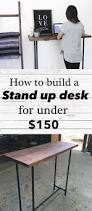 Ikea Standing Desk 22 by Best 25 Stand Up Desk Ideas On Pinterest Diy Standing Desk