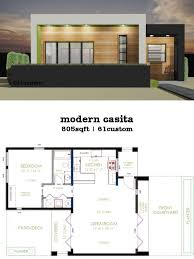 Contemporary House Plans Free Chic Design 1 Bedroom Contemporary House Plans 7 Modern Plans Free