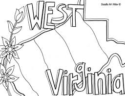 coloring pages virginia coloring page crayola pages free