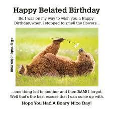 best 25 happy belated birthday ideas on happy belated
