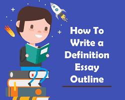 how to write term paper outline how to write a definition essay outline handmadewritings blog how to write a definition essay outline