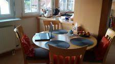 esszimmer buche tisch stuhl sets aus buche fürs esszimmer ebay