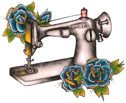 sewing machine by thejennerator1986 on deviantart