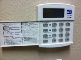 hi i have an adt security system that is installed in the home