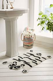 Home Decor Stores Like Urban Outfitters Magical Thinking Tiger Bath Mat Urban Outfitters Bath