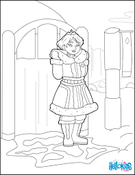ice princess coloring pages hellokids com