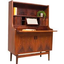 bureau retro børge mogensen rosewood bureau secretaire desk bookshelf
