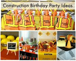 construction party ideas construction party printable s to get the kids excited
