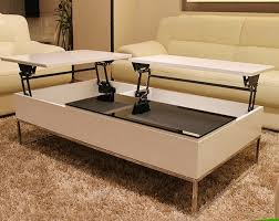 Pop Up Coffee Table Top Table Parts With Pop Up Function Laptop Convertible Inside