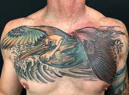 100 pelican tattoos tattoo gallery tribal body art pelican