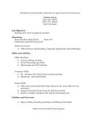 highschool resume template blank high school student resume templates no work experience high