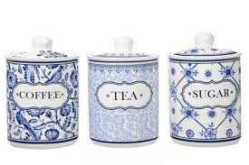 blue and white kitchen canisters blue white china kitchen canisters my future humble abode