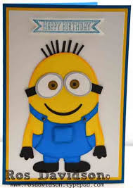 diy minion invitations card invitation design ideas minions birthday cards design