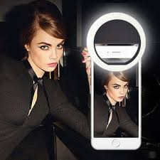 lights when phone rings selfie ring lights for smartphone to snap radiant photos