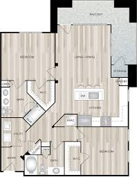 Yacht Floor Plan by Yacht Floorplan 2 Bed 2 Bath Village At Lakefront Apartments