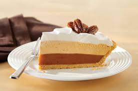 layer pumpkin spice pie recipe
