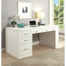 White Modern Desk White Modern Office Desk Rc Willey Furniture Store