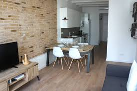 barcelona industrial style apartment apartments for rent in l