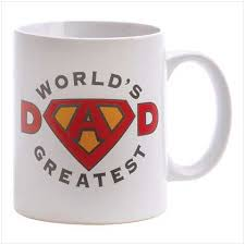 fathers day mug taught me that nothing is predestined by your heritage and that