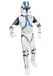 kids clone trooper costume halloween costumes