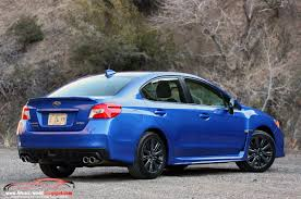 subaru cars 2015 automotive news 2015 subaru wrx