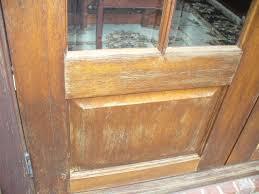 Exterior Door Varnish Refinishing Wood Exterior Doors The Hull Boating And