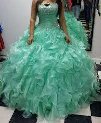 mint green quinceanera dresses sweetheart beads sequins cascading