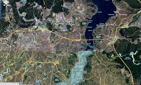 Istanbul Map Istanbul Map