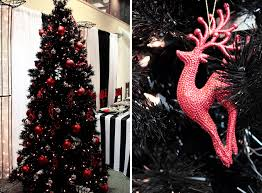 black christmas tree home christmas decoration christmas decoration ideas for black
