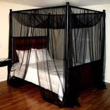 Faux Canopy Bed Drape Palace Four Poster Bed Canopy Easy Installation You Don U0027t Need A 4