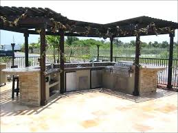 kitchen island grill outdoor gourmet island grill covers prefab kitchen islands images