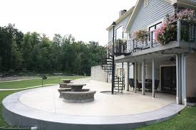 Colored Concrete Patio Pictures Stamped Concrete Driveways Patios Walkways Pool Deck And Porches