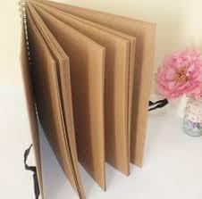 large scrapbook personalised scrapbook album photo album baby scrapbook album
