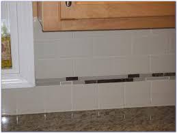 Crackle Ceramic Subway Tile Backsplash Tiles  Home Design Ideas - Crackle subway tile backsplash