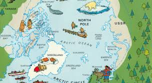 Arctic Circle Map Maraid Design Blog Free Vintage Desktop Wallpaper U2013 Maps