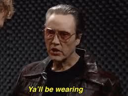Christopher Walken Meme - christopher walken gifs get the best gif on giphy